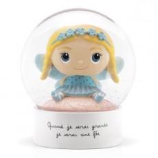 Boule à neige - Fée - Quand je serai grand(e) par Isabelle Kessedjan