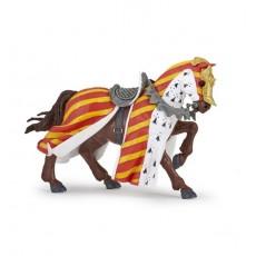 Figurine Cheval de tournoi - Papo