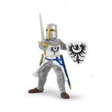 Figurine Chevalier blanc à l'épée - Papo
