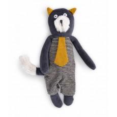 Petite Peluche chat Alphonse Les Moustaches - Moulin Roty