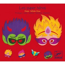 Masque - Super Heros - Djeco