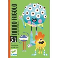 Jeux de cartes - Mimo Rigolo - Djeco