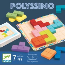 Jeu de logique - Polyssimo - Djeco