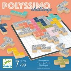 Jeu de logique - Polyssimo Challenge - Djeco