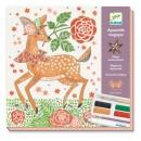 Peinture - Aquarelle magique - Dandy des bois - Djeco