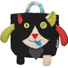 Sac à dos Charlos le chat - Les Déglingos