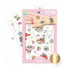 Tatouages - Les bijoux de Fiona - Djeco