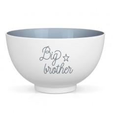 Bol en porcelaine - Big brother - Créa Bisontine