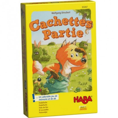 Cachettes Partie - Haba
