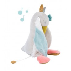 Peluche musicale oie Le Voyage d'Olga - Moulin Roty