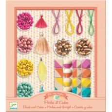 Oh ! Les perles - Perles et cubes - Djeco