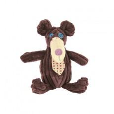 Peluche Mon 1er Gromos l'ours (15 cm) - Les Déglingos