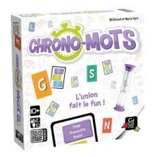 Chrono-Mots - Gigamic