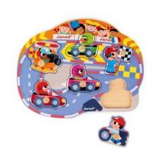 Puzzle Happy Racing - Janod