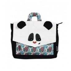 Cartable toile souple Rototos le panda - Les Déglingos