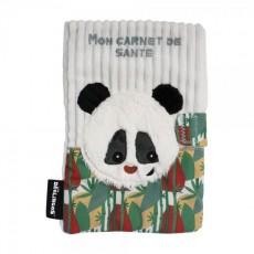 Protège carnet de santé Rototos le panda - Les Déglingos
