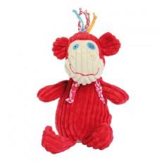 Peluche Mon 1er Bogos le singe (23 cm) - Les Déglingos