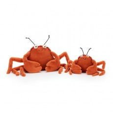 Peluche crabe Crispin Small - Jellycat