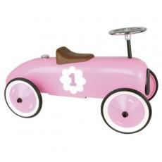 Porteur voiture Vintage rose - Vilac