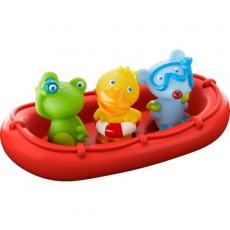 Bateau de bain Matelots animaux - Haba