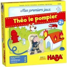 Mes premiers jeux - Théo le pompier - Haba