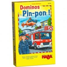 Dominos Pin-pon ! - Haba