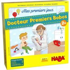 Mes premiers jeux - Docteur Premiers Bobos - Haba