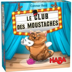 Le club des moustaches - Haba