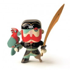 Sam Parrot - Arty toys - Pirates - Djeco