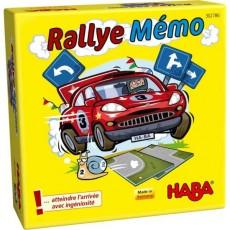 Rallye Mémo - Haba