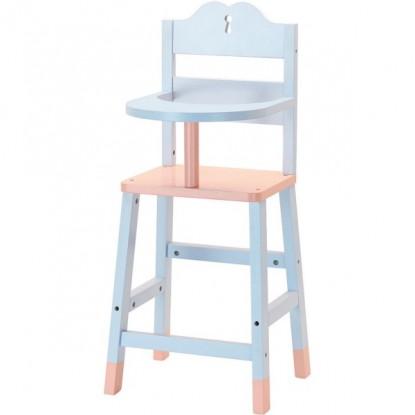 Chaise-Haute en bois - Petitcollin