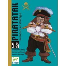 Piratatak - Jeu de cartes - Djeco