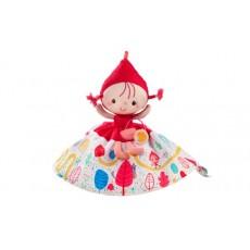 Chaperon Rouge poupée réversible - Lilliputiens