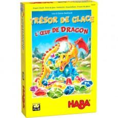 Trésor de glace - l'œuf de dragon - Haba