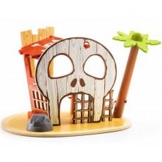 Ze pirate island - Arty toys - Pirates - Djeco