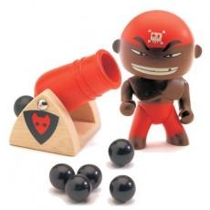 Djambo & Big boom - Arty toys - Pirates - Djeco