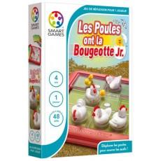 Les Poules ont la Bougeotte 3D - Smartgames