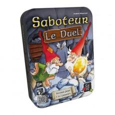 Saboteur : Le duel - Gigamic