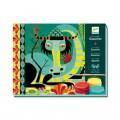 Atelier gouaches - Dragons- Djeco Design by