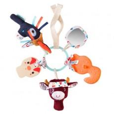 Trousseau de clés sensoriel Ferme - Lilliputiens