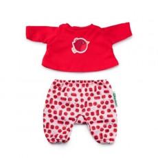 Rouge gorge pyjama - Lilliputiens