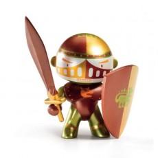 Arty Toys Chevalier - Edition Limitée - Métal'Ic Terra Knight - Djeco