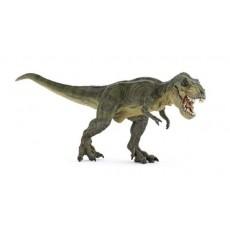 T-rex courant vert - Papo