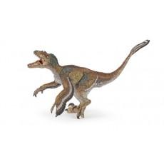Velociraptor à plumes - Papo
