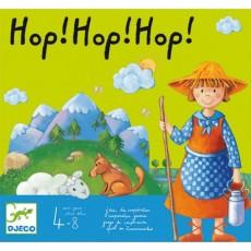 Jeu Hop ! Hop ! Hop ! - Djeco