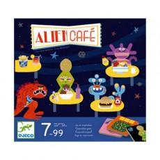 Jeu Alien café - Djeco