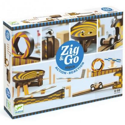 Zig & Go - 5643 - 45 pièces - Djeco