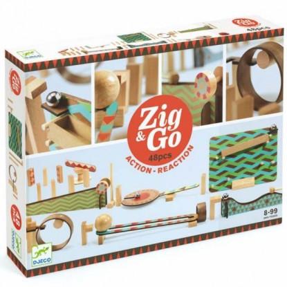 Zig & Go - 5644 - 48 pièces - Djeco