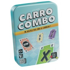 Carro Combo - Gigamic