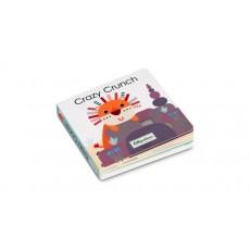 Crazy Crunch - Livre sonore et tactile - Lilliputiens